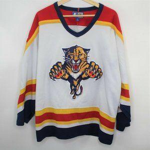 VTG Starter Florida Panthers Hockey Jersey E457